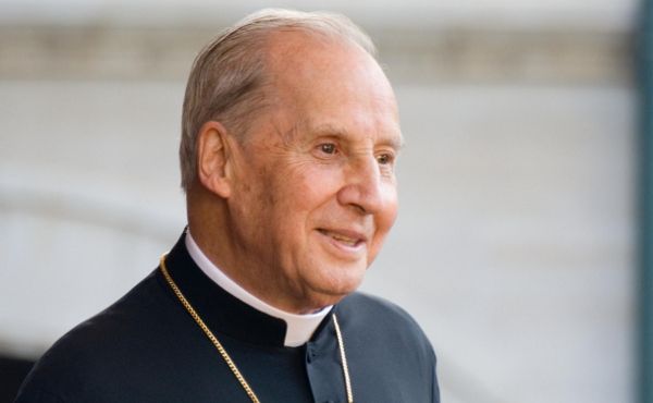 Opus Dei - Msgr. Javier Echevarría (Madrid, 1932 - Rim, 2016)