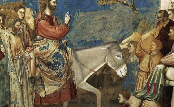 聖枝主日:天主聖寵的聖事