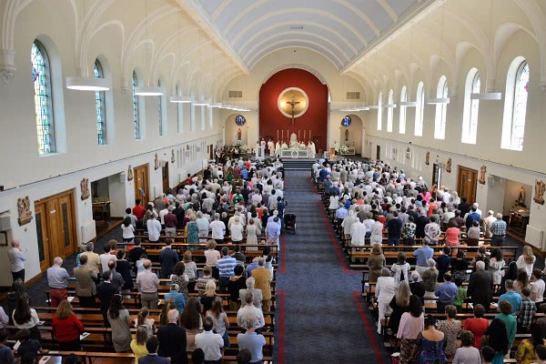 Opus Dei - Homily from the Mass in Dublin for the Feast of Saint Josemaria