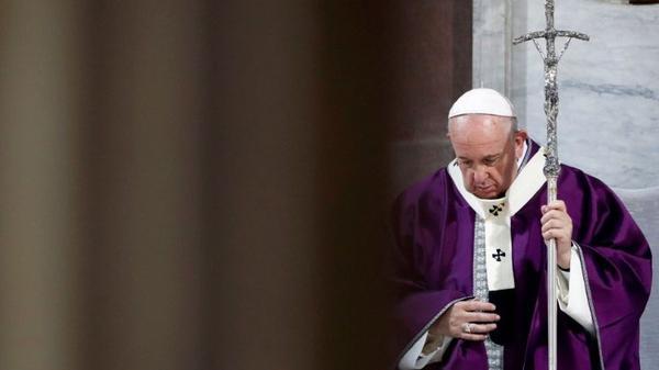Послание Папы Франциска на Великий Пост 2021г