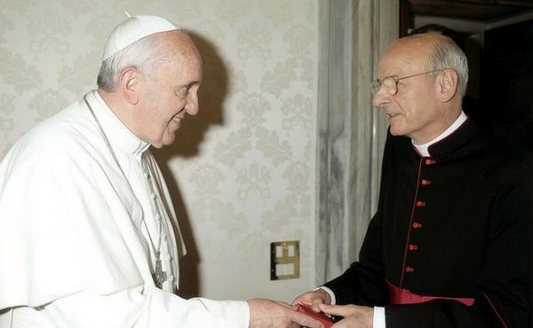Opus Dei - El Papa nombra prelado del Opus Dei al «número dos» Fernando Ocáriz