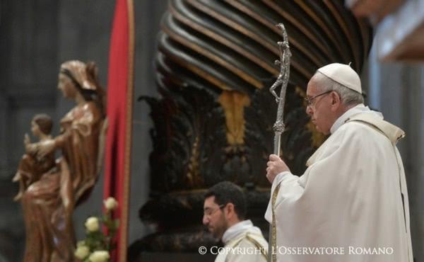 Opus Dei - La Settimana Santa con Papa Francesco