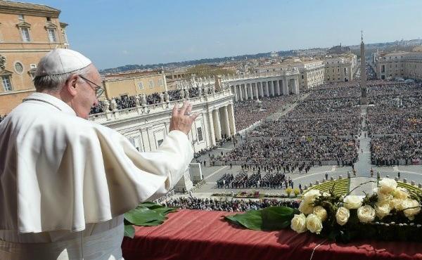 La Semana Santa del Papa Francisco