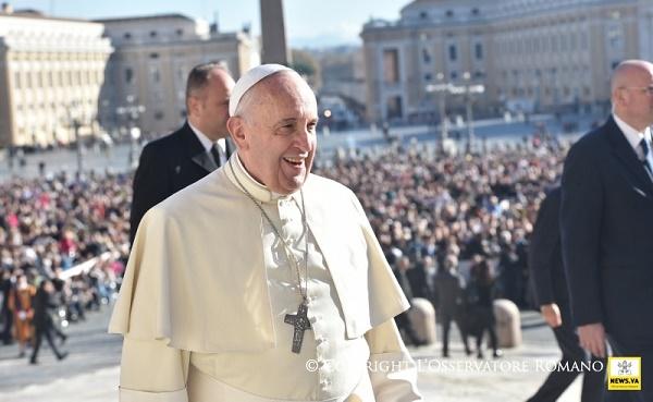 Opus Dei - Послання Папи Франциска на Великий Піст 2016