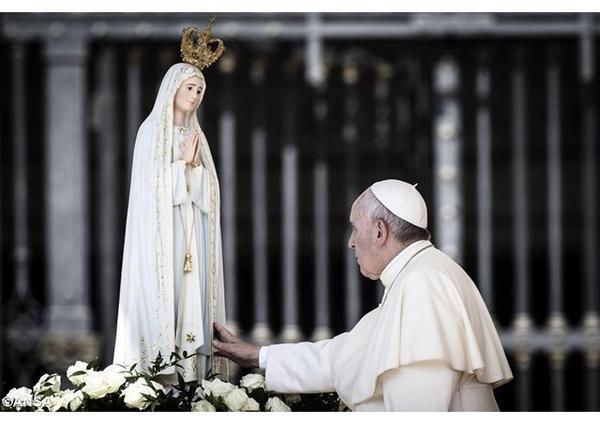 Opus Dei - Homília Sv. Otca vo Fatime