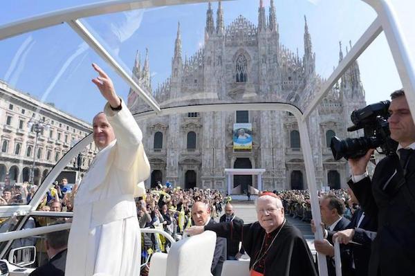 Opus Dei - Il Papa a Milano, le testimonianze dei fedeli