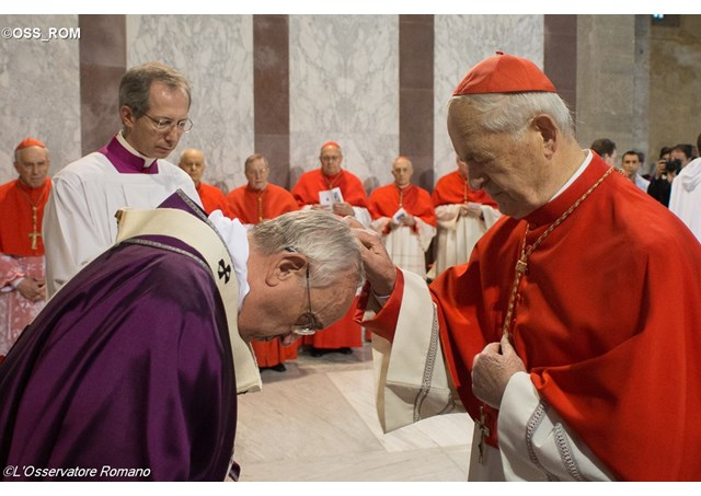 Opus Dei - Posolstvo Svätého Otca Františka na Pôstne obdobie 2017