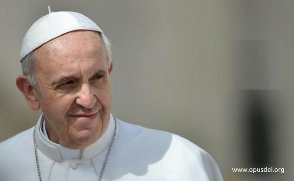 Opus Dei - Mensagem do Papa Francisco para a Quaresma 2017