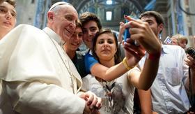 Posolstvo Svätého Otca Františka k 30. svetovému dňu mládeže 2015