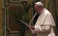 Mensaje completo del Papa Francisco para la Cuaresma 2018