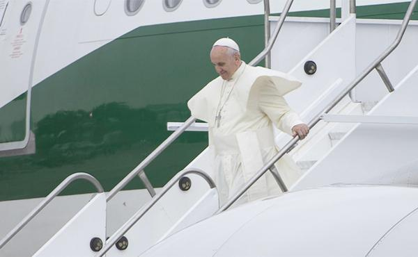 Il viaggio del Papa in Terra Santa
