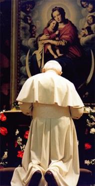 Amor à Igreja e ao Papa