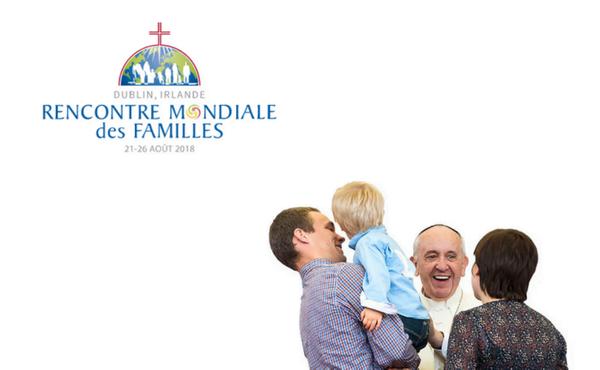 """""""Puissiez-vous partager l'Évangile de la famille comme joie pour le monde !"""""""