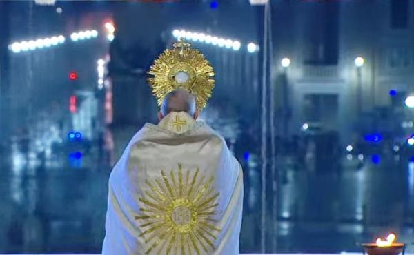 Pape François : «personne ne se sauve tout seul»
