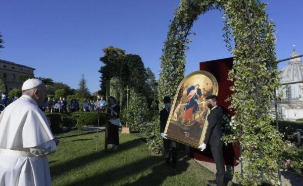 Opus Dei - Papst Franziskus beendet den Gebetsmarathon für ein Ende der Pandemie