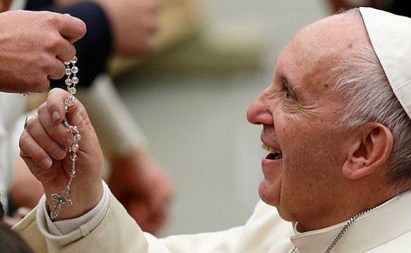 Opus Dei - Papst Franziskus eröffnet den Gebetsmarathon für ein Ende der Pandemie