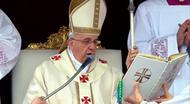 Johannes XXIII. und Johannes Paul II. waren zwei mutige Männer, erfüllt vom Freimut des Heiligen Geistes