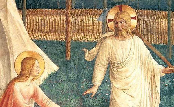 Goede Week en Pasen: online agenda