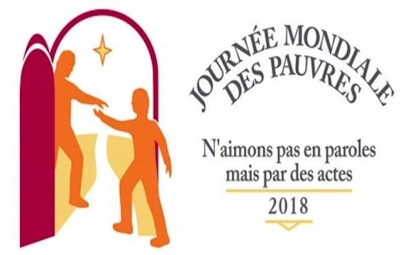 Opus Dei - Deuxième journée mondiale des pauvres