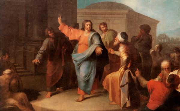 Opus Dei - Como era o relacionamento de Jesus com o Império Romano?