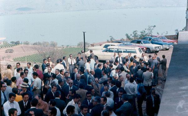 Opus Dei - Un accidente en el viaje de regreso de Jaltepec a México