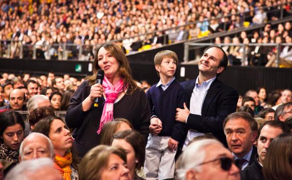 Opus Dei - Cristianos en medio del mundo