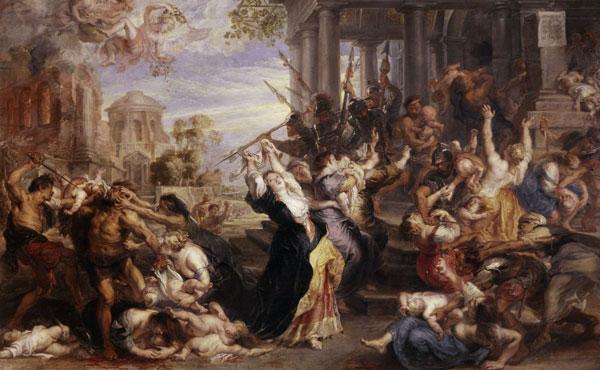 Opus Dei - O que foi a matança dos inocentes? É um fato histórico?