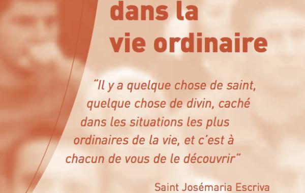 """Brochure """"L'Opus Dei en bref"""""""