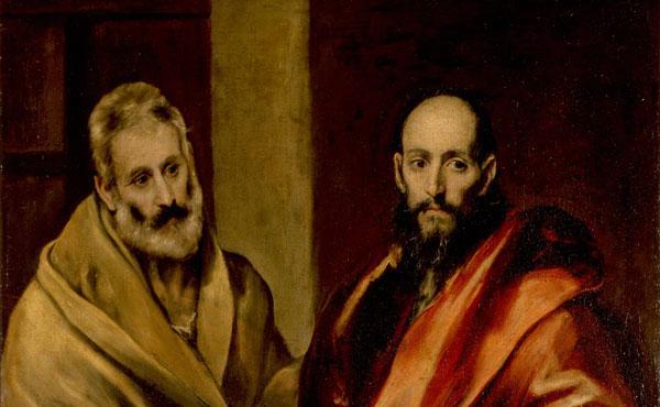 De heliga Petrus och Paulus högtid