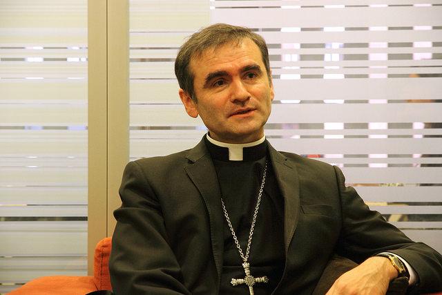 Opus Dei - Doctorat en Espérance : Mgr Philippe Jourdan