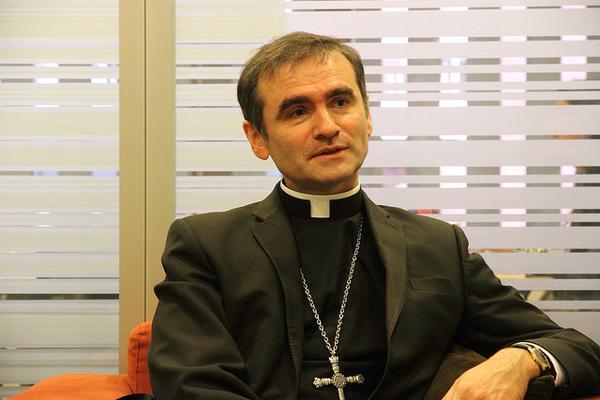 Doctorat en Espérance : Mgr Philippe Jourdan