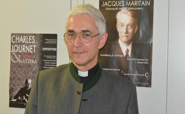 Opus Dei - Des traces dans la neige (II) Père Philippe Blanc