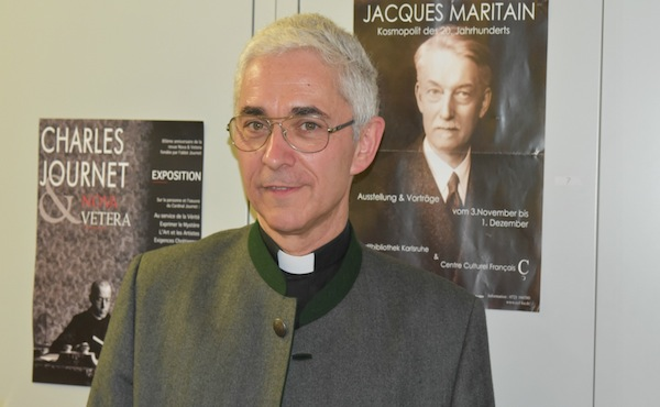 Opus Dei - Spuren im Schnee: Philippe Blanc