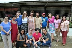 Philippines Service Project