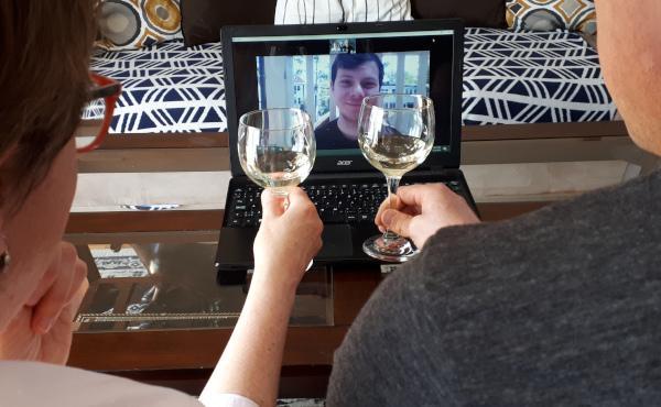 Katherina, desde Canadá: de la ansiedad a la sonrisa