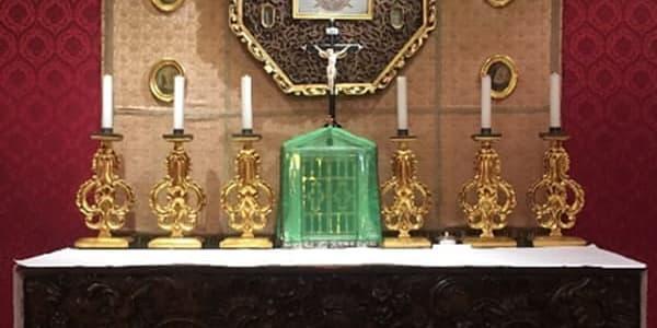 El primer oratorio del Opus Dei en México y en América. Historia de la primera misa.