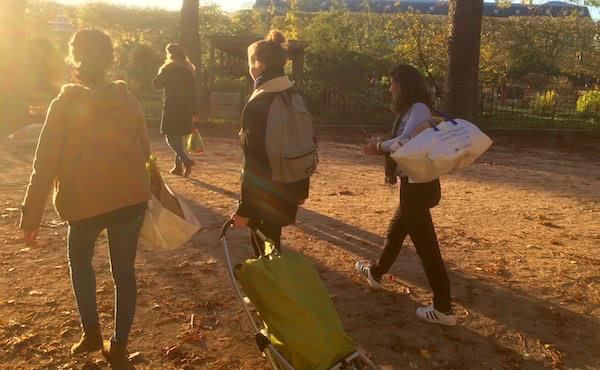 """Opus Dei - """"Compte sur moi"""" : des étudiantes solidaires dans le Quartier Latin"""