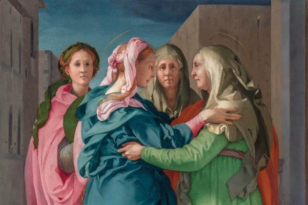 Opus Dei - The Visitation