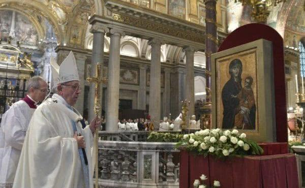Opus Dei - 教宗方濟各欽定「教會之母 」紀念日