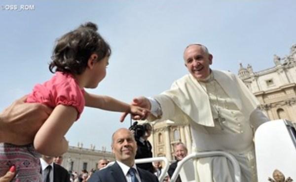 Opus Dei - 教宗方济各2015年5月6日周三要理讲授全文:家庭——男女婚姻(2)
