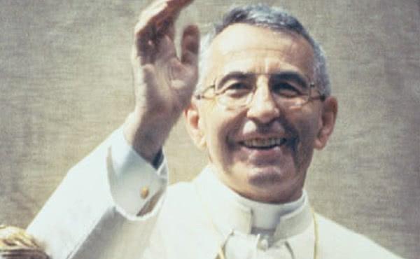 Opus Dei - 教宗若望保祿一世論及主業團創辦人施禮華