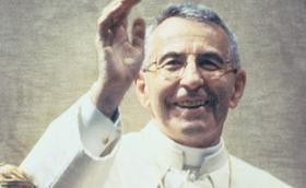 教宗若望保祿一世論及主業團創辦人施禮華