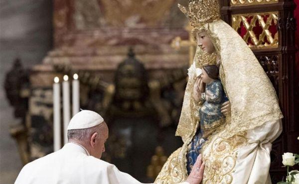 Opus Dei - 教宗方濟各就「2020年5月(聖母月)」致函全體信友