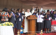 Apostolic Visit to Africa: Homilies and Addresses