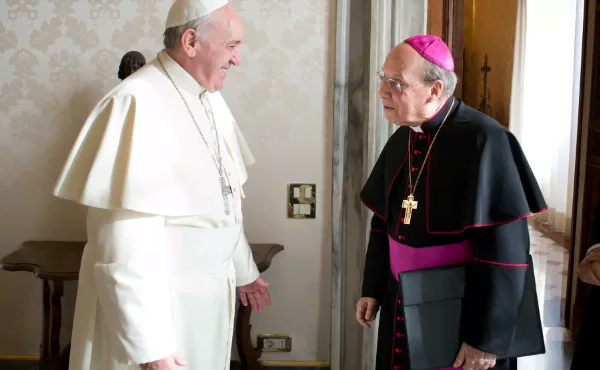 Popiežiaus laiškas Prelatui Alvaro del Portillo paskelbimo palaimintuoju proga