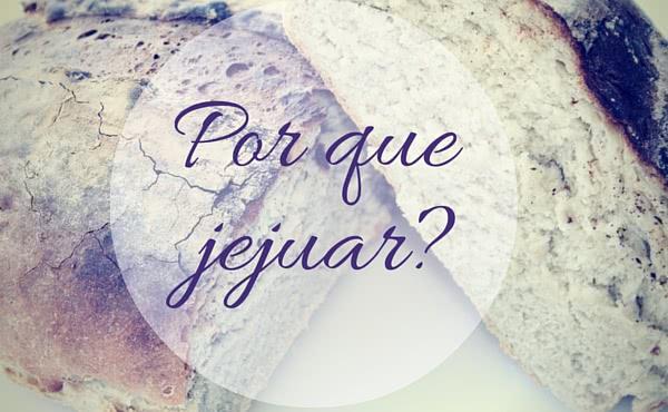 Opus Dei - Por que jejuar?