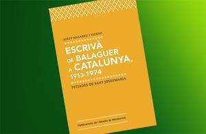 Escrivà de Balaguer a Catalunya, 1913-1974