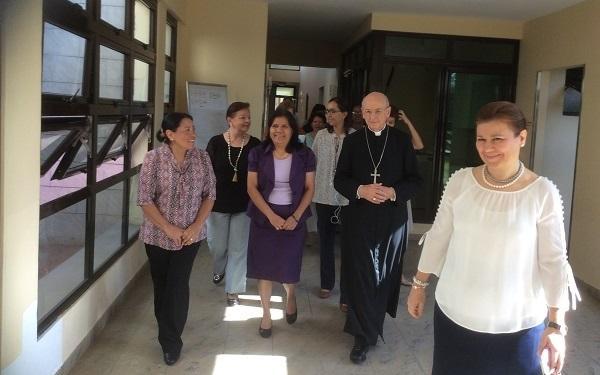 """Panamá, 31 de enero (2019): """"No me despido pues estamos siempre unidos por la comunión de los santos"""""""