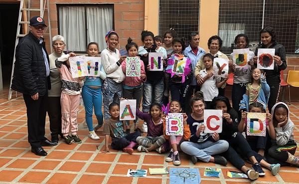 Antioquia: Sonrisas para Santa Elena