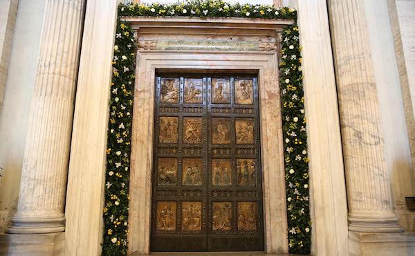 Opus Dei - La porte de la Miséricorde